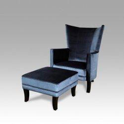Fotel+pufa Nuzz